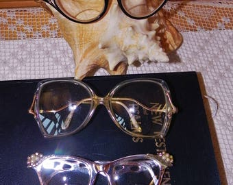 Eye glasses for Parts - 3 - Cat Swank Frame France