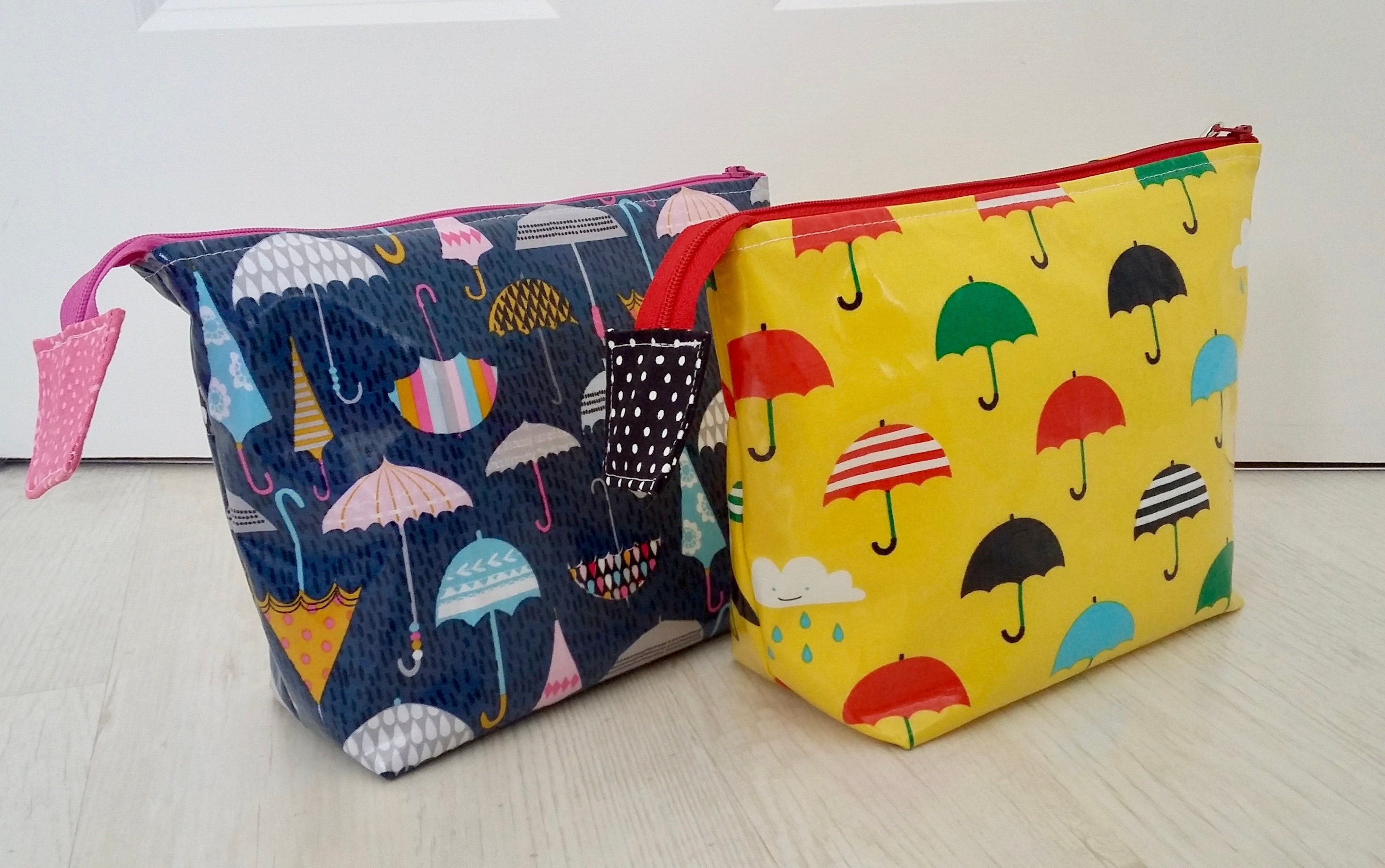 Umbrella wash bags