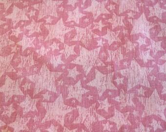 fabric star rose 50 * 70 cm