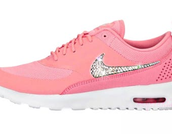 Nike Air Max~ Nike Swarovski ~ Swarovski Nike ~ Bling ~ Custom Bling Shoes ~ Bling Nike Shoes ~ Bling Sneakers ~ Workout Shoes - Swarovski