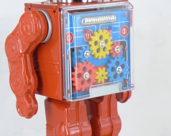 Gear Robot by Metal House Japan