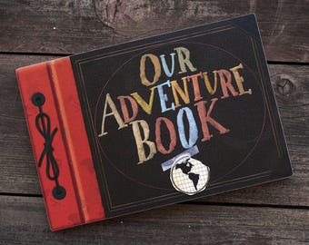 "Ellie Badge with ""OUR"" Adventure Book"