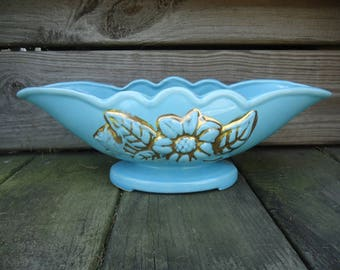 Turquoise Console Bowl
