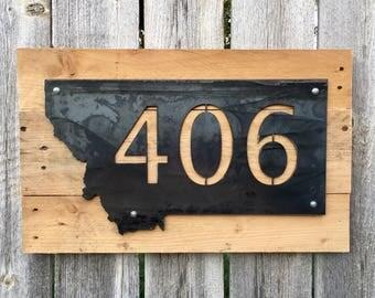 Montana Metal 406 - Block