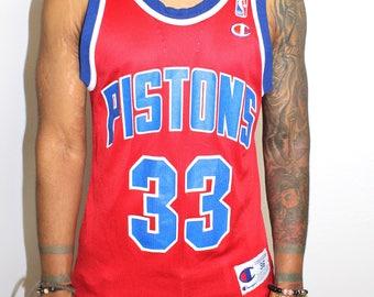 Vintage NBA Detroit Pistons Jersey