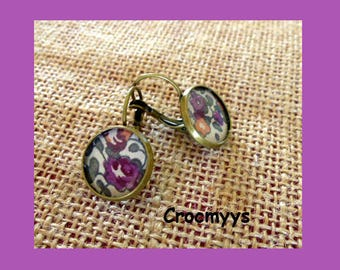 Sleepers liberty eloise purple 15 mm