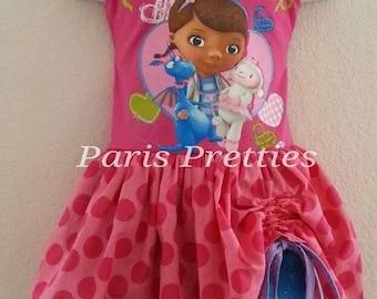 Summer/fall dress inspired DocMcstuffin