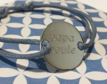 """Bracelet """"Dad"""""""