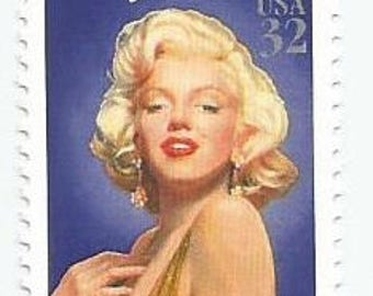1 Marilyn Monroe Mint US Postage Stamp