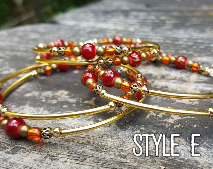 Sector One Mix & Match Bangles: Style E
