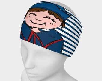 HeadBands - Little Sailor