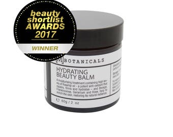 Hydrating Beauty Balm - natural moisturizer, Organic moisturizer, night cream, skin cream