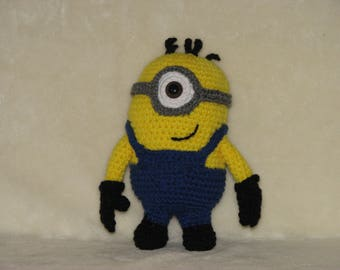 Stuart - One Eyed Minion - Adorable Stuffed Toy