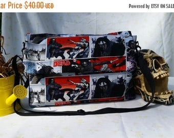 ON SALE The Walking Dead Messenger Bag