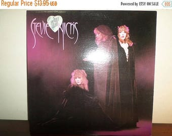Save 30% Today Vintage 1983 Vinyl LP Record The Wild Heart Stevie Nicks Near Mint Condition 11923