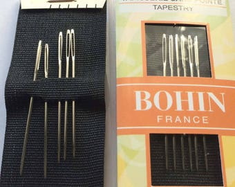 """Tapestry needles size 22 set of 6 of the brand """"pins"""" no tip"""