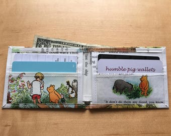 Pooh and Friends Bifold Wallet