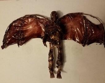 Miniature Taxidermy demon