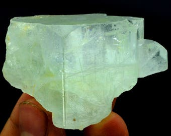 Lovely Aquamarine Crystal from Nagar Gilgit Pakistan (MR) - 56*35*27 mm - 69 gram