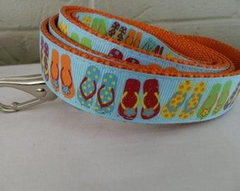Flip Flops Dog Leash