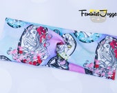 Graphic Princesses Headband, Watercolor Princess, Gifts for Runners, Half Marathon, Pretty Headband, 13.1, Princess Half, 10K, Fitness Gifts