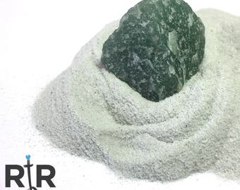 Green Aventurine Powder - 100% Natural Without Fillers