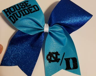 House Divided Cheer Bow