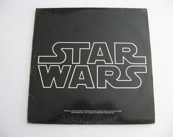 Original Release - John Williams - Star Wars - Double Album Set! - Circa 1977