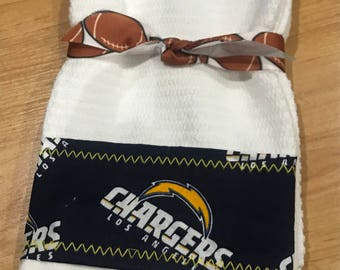 Los Angeles Chargers Hand Towels