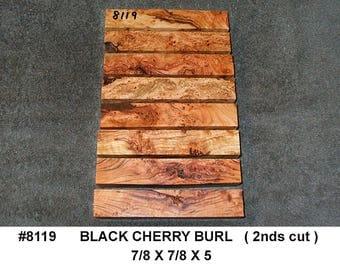Black Cherry Burl Etsy