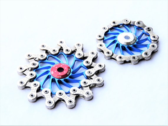 Campagnolo Bike Chain Fid Spinner with ceramic bearings