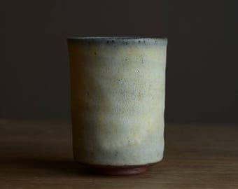 Yunomi - tea cup. Made from local native clay from The Dingle Peninsula. #235