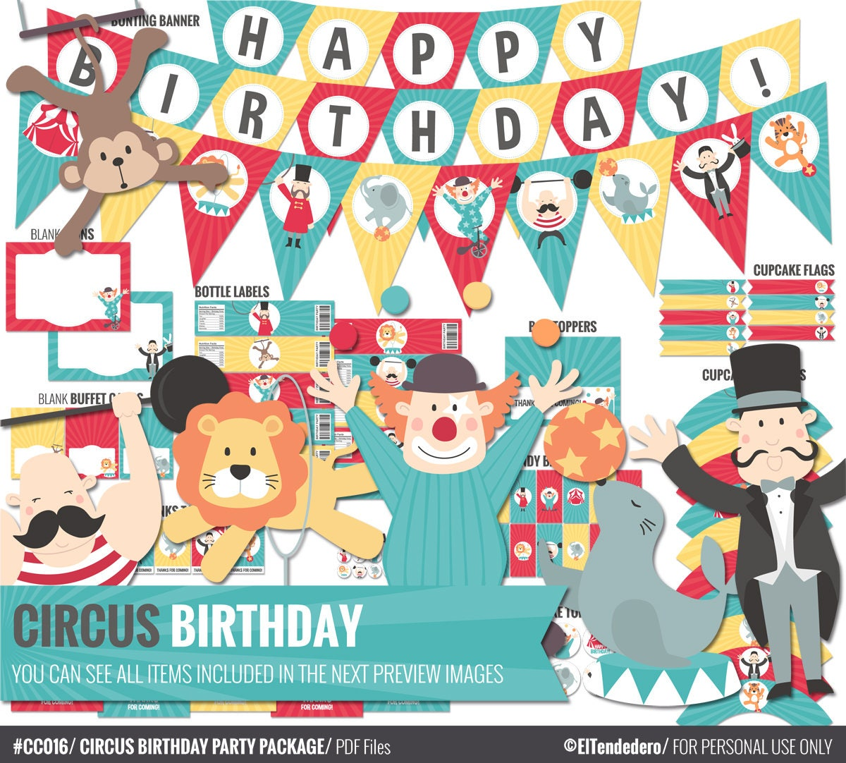 pinterest party birthday circus pin planning decor designs decorations