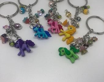 Pony Keychains