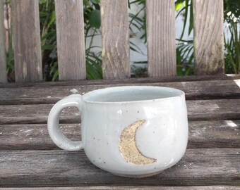 Milk Moon Ceramic Mug
