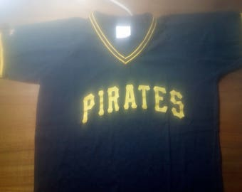 Vintage Rawlings Pittsburgh Pirates Baseball Jersey