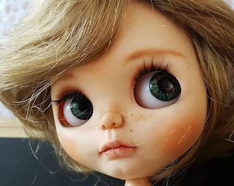 Ooak blythe Margaux Blythe custom doll by Pomipomari