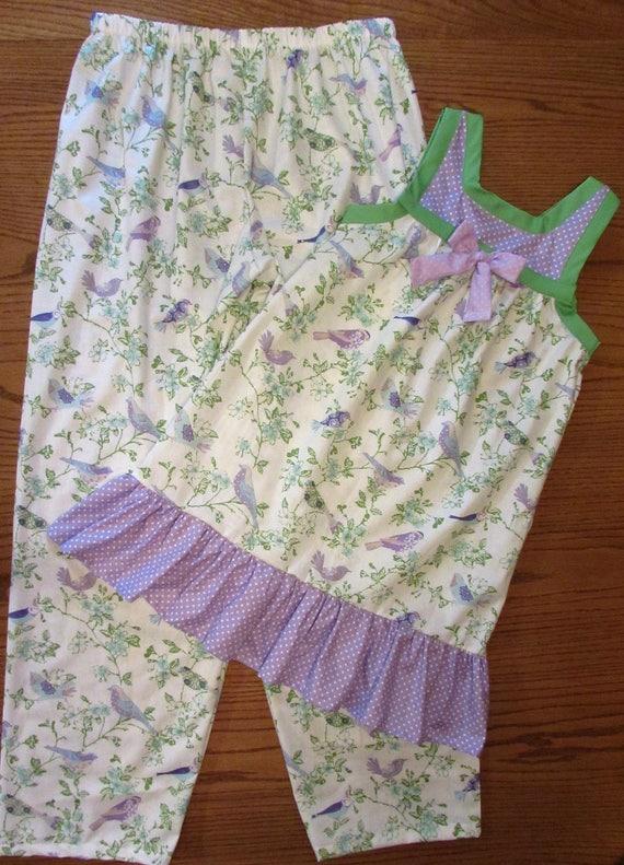 Mommy and me pajamas,pajama bottoms,girls nightgown,womens pajamas,matching mommy and me,matching bride and flower girl,bridal party pajamas