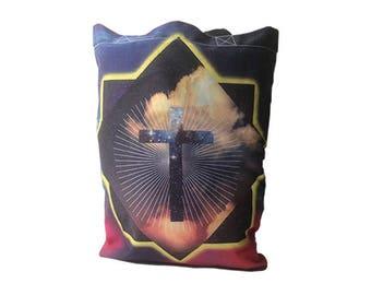 Tote Bag, cross