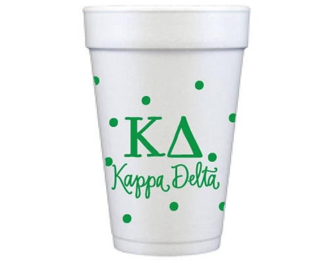 Kappa Delta  Dots  (Qty 12)