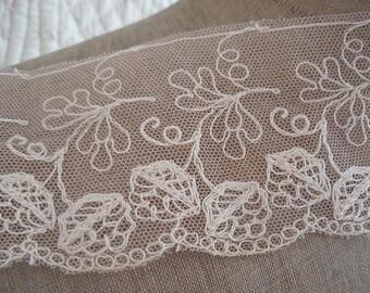 7+ yds vintage lace trim