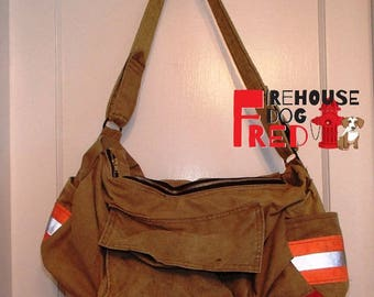 Firefighter Turnout Gear Duffle Bag