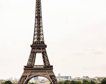 Paris Photography Print -  Architecture - Eiffel Tower - Tour Eiffel