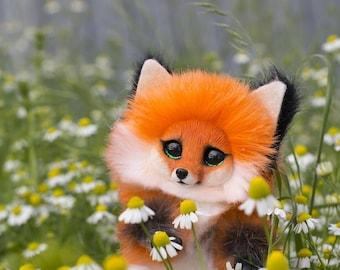 Toy little fox