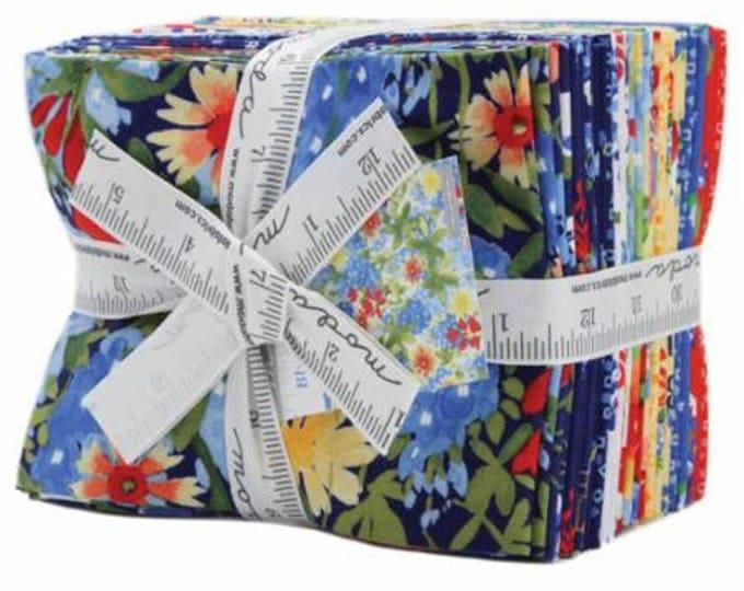 Bluebonnet Patch by Moda Fat Quarter Bundle 20 FQ