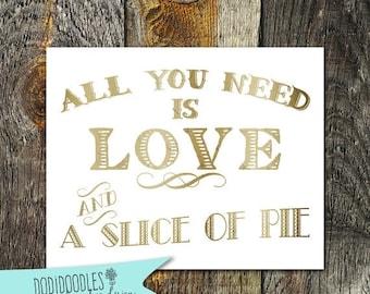 Slice Of Pie Etsy