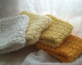 Cotton Dish/ Washcloths
