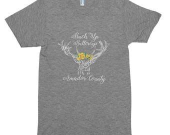 Buck Up Buttercup - Short sleeve soft t-shirt