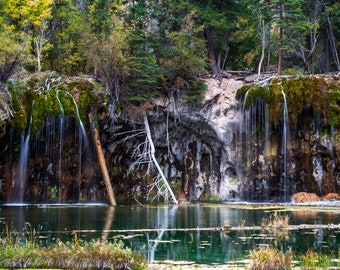 Hanging Lake - Colorado - Landscape Photography