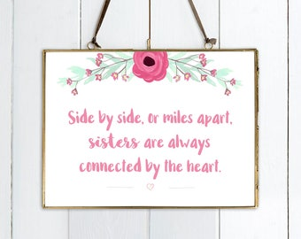 Sister Quote Print  Etsy. Victory Smile Quotes. Short Volleyball Quotes. Song Quotes New. Christmas Quotes Cookies. Success Kills Quotes. Harry Potter Quotes In The Sorcerer's Stone. Motivational Usmc Quotes. Quotes About Moving On From A Relationship And Being Happy